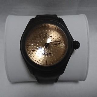 コルム(CORUM)の定価58万円 CORUM コルム バブル PAISTE パイステ 世界限定350(腕時計(アナログ))