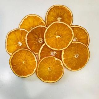 ドライオレンジ10枚(ドライフラワー)