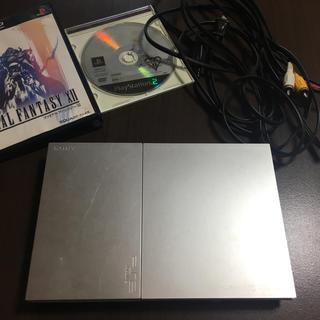 プレイステーション2(PlayStation2)のプレステ2 (家庭用ゲーム本体)