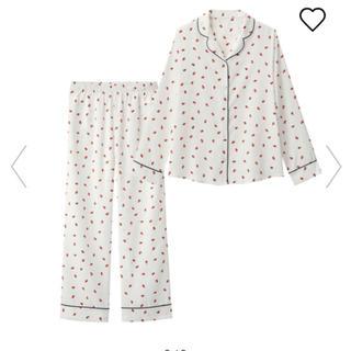 ジーユー(GU)のGUいちごパジャマ(パジャマ)