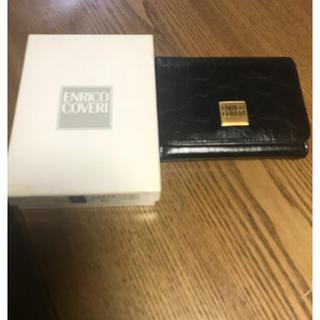 エンリココベリ(ENRICO COVERI)のENRICO COVERI 財布(財布)