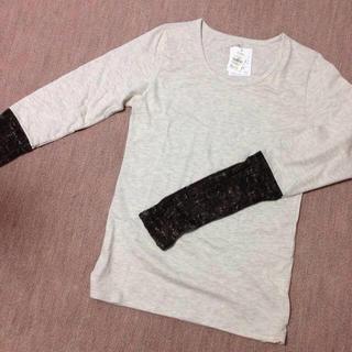 キャトルセゾン(quatre saisons)の*キャトルセゾン*ロンT(Tシャツ(長袖/七分))