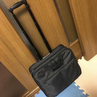 ムジルシリョウヒン(MUJI (無印良品))のMUJI キャリーバッグ (スーツケース/キャリーバッグ)
