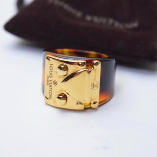 ルイヴィトン(LOUIS VUITTON)の送料無料/ルイヴィトン/バーグロックミー/リング/指輪/レディース・メンズ(リング(指輪))