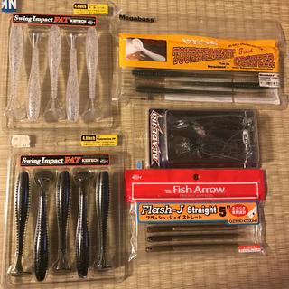 オスプレイ(Osprey)の週末限定値下げ!OSP KEITECH Fish Arrow メガバス(ルアー用品)