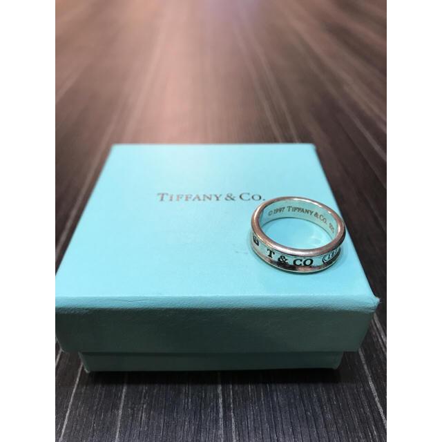 Tiffany & Co.(ティファニー)のTIFFANY&Co リング レディースのアクセサリー(リング(指輪))の商品写真