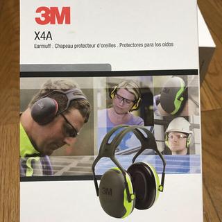 3M イヤーマフ 防音 騒音対策(イヤーマフ)