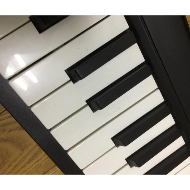 KORG(コルグ)のMIDIキーボード 37鍵 楽器のDTM/DAW(MIDIコントローラー)の商品写真