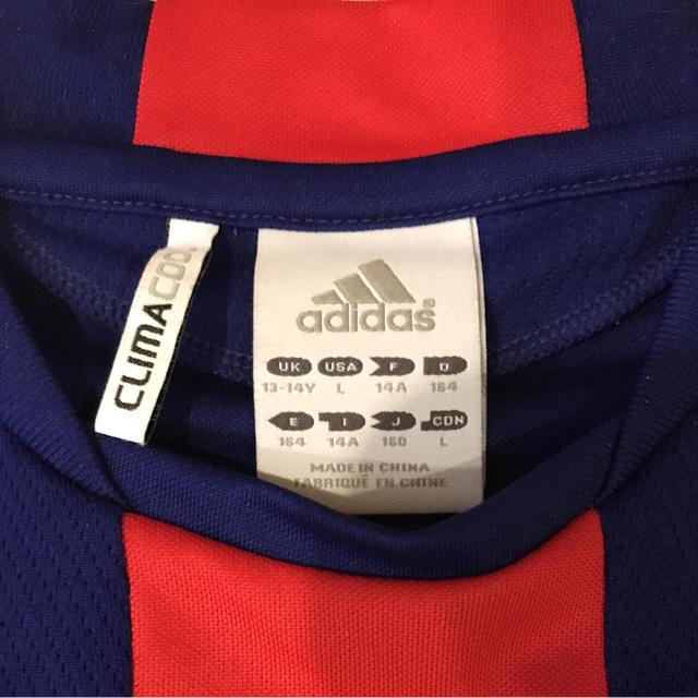 62b3be3b50e416 adidas - 美品◇adidas日本代表サッカー ユニホーム#18サイズ160の通販 ...