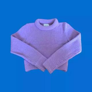 ユニフ(UNIF)の✨UNIF ユニフ VALEN SWEATER セーター ニット✨(ニット/セーター)