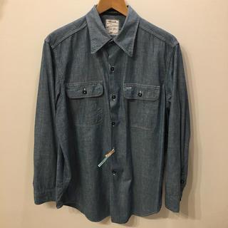 マディソンブルー(MADISONBLUE)のマディソンブルー  シャンブレーシャツ 01(シャツ/ブラウス(長袖/七分))