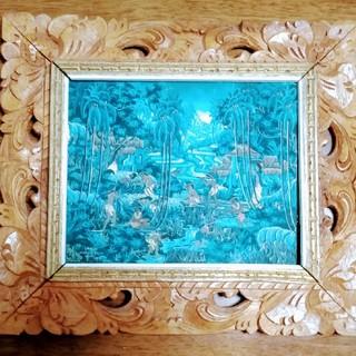 お値打ちバリ絵画(ブンセゴカンスタイル)(絵画/タペストリー)