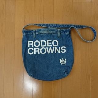 ロデオクラウンズワイドボウル(RODEO CROWNS WIDE BOWL)のロデオクラウンズ☆ノベルティショルダーバック(ショルダーバッグ)