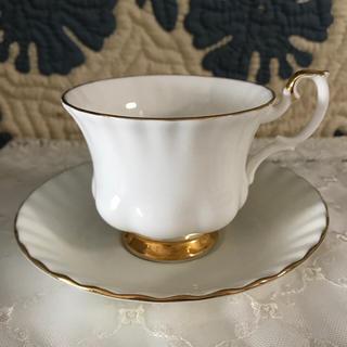 ロイヤルアルバート(ROYAL ALBERT)のロイヤルアルバート カップ&ソーサ(食器)