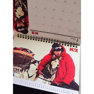 【非売品】ヒョンビン カレンダー K2