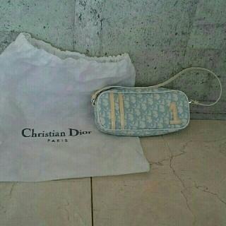 クリスチャンディオール(Christian Dior)の可愛い!春色! ディオールハンドバック (ハンドバッグ)