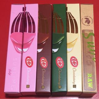 ネスレ(Nestle)のキットカット ショコラトリー サブリム ルビー(菓子/デザート)