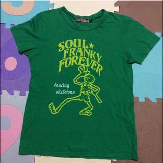 ソウルフランキー(SOUL FRANKY)のSoul Franky Tシャツ【Sサイズ】(Tシャツ/カットソー(半袖/袖なし))