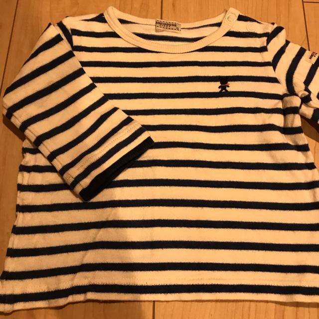 mikihouse(ミキハウス)の【専用】ゆきんこ様 キッズ/ベビー/マタニティのベビー服(~85cm)(シャツ/カットソー)の商品写真