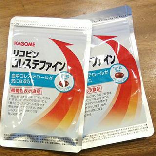 カゴメ(KAGOME)のコレステファイン リコピン カゴメ(その他)