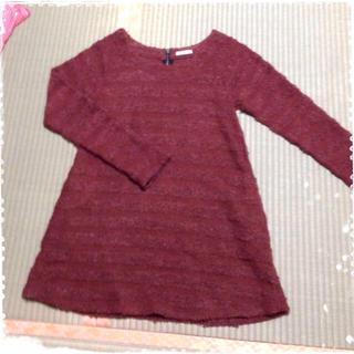 ジーユー(GU)のミニワンピ♥ ファッションモンスター(ミニワンピース)