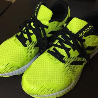アディダス(adidas)のadidasランニングシューズ 73 AERO BOUNCE RC(ランニング/ジョギング)