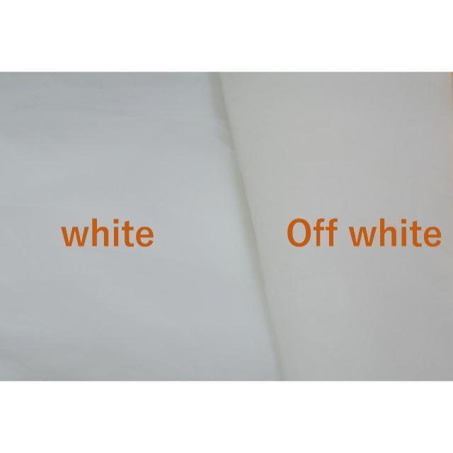 【新品】軽くてシンプルなウエディングベール ホワイト*2段*腰丈*コーム付 レディースのフォーマル/ドレス(ウェディングドレス)の商品写真