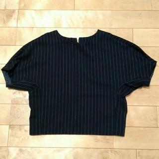 ジーユー(GU)のGU プルオーバー(シャツ/ブラウス(半袖/袖なし))