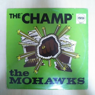 THE MOHAWKS(R&B/ソウル)