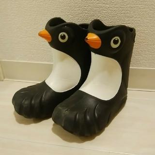 クロックス(crocs)の16センチ 長靴 ポリウォーク ペンギン クロックス(長靴/レインシューズ)