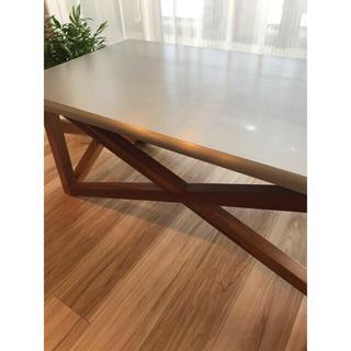 ダブルティー(WTW)のWTW コーヒーテーブル(ローテーブル)