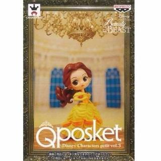 バンプレスト(BANPRESTO)のQposket Disney Characters petit vol.3 ベル(アニメ/ゲーム)