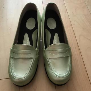 リゲッタ(Re:getA)のこなな様  専用  リゲッタ ヒールローファー  M(ローファー/革靴)