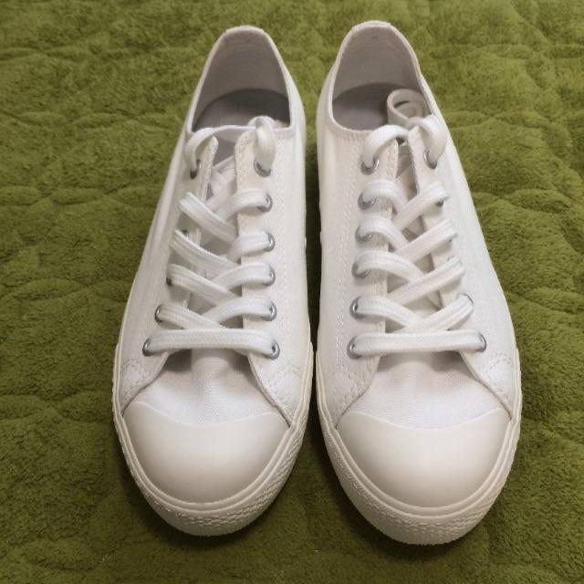 MUJI (無印良品)(ムジルシリョウヒン)の無印良品 撥水 スニーカー レディースの靴/シューズ(スニーカー)の商品写真