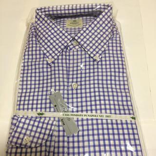 ルイジボレッリ(LUIGI BORRELLI)のルイジボレッリのシャツ   サイズ41-83(シャツ)