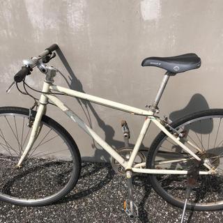 ムジルシリョウヒン(MUJI (無印良品))の無印良品 クロスバイク
