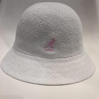 カンゴール(KANGOL)の【 超十代 】横田真悠さん私物 KANGOL帽子(ハット)