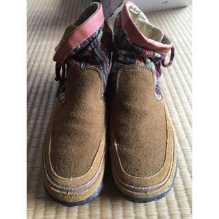 インディアン(Indian)のIndian ショートブーツ(ブーツ)