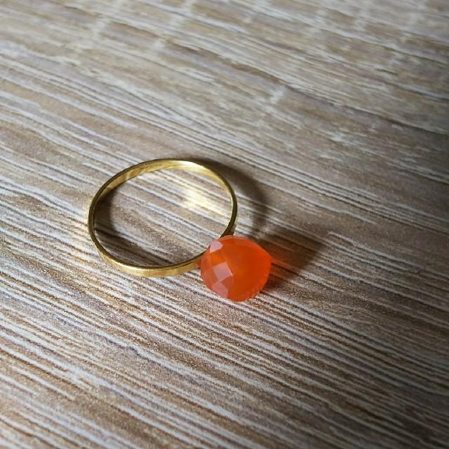 H.P.FRANCE(アッシュペーフランス)のSweet pea リング レディースのアクセサリー(リング(指輪))の商品写真