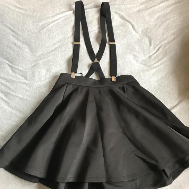 サロペット スカート オズワルド レディースのパンツ(サロペット/オーバーオール)の商品写真