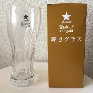 サッポロ(サッポロ)の新品 ビール ビア グラス 麦とホップ タンブラー コップ ガラス(グラス/カップ)
