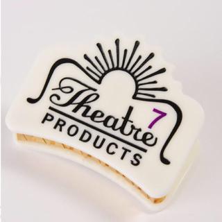 シアタープロダクツ(THEATRE PRODUCTS)の【値下げしました】theatre products ♡7周年記念バレッタ(バレッタ/ヘアクリップ)