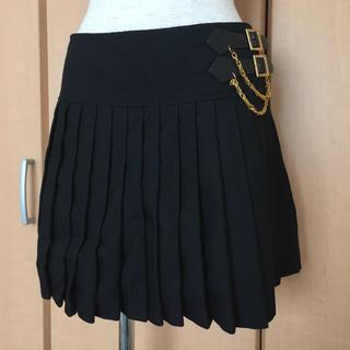 アベイル(Avail)の新品☆大きいサイズW80☆プリーツミニスカート(ミニスカート)