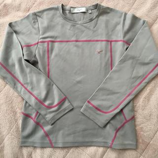 ミズノ(MIZUNO)のひめさん専用  トレーニングロンT スポーツ ミズノ(Tシャツ(長袖/七分))