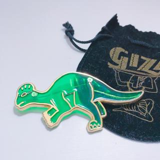 ギザ(GIZA)のGIZA 恐竜  NaNa NaNa / ブローチ(ブローチ/コサージュ)