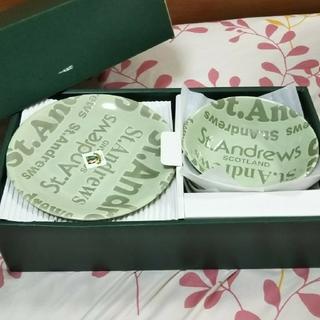 セントアンドリュース(St.Andrews)のSt.Andrews スコットランド 平皿、深皿セット 新品未使用(食器)