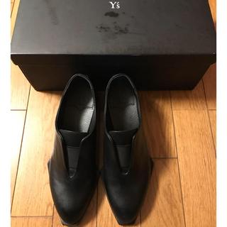 ヨウジヤマモト(Yohji Yamamoto)のY's 新品未使用 革靴(ローファー/革靴)