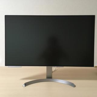 エルジーエレクトロニクス(LG Electronics)のLG 32UD99-W 31.5インチ 4Kモニター HDR10対応(ディスプレイ)