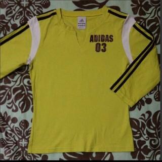 アディダス(adidas)のadidas七分袖Tシャツ(Tシャツ(長袖/七分))