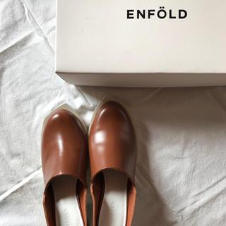 エンフォルド(ENFOLD)のENFOLD靴(ハイヒール/パンプス)